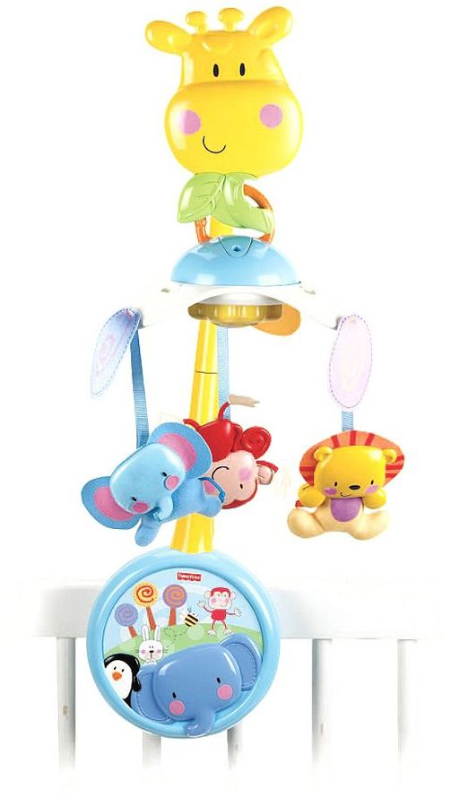 Fisher-Price discover 'n grow musical mobile