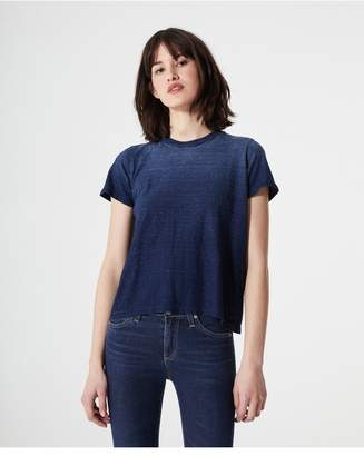 AG Jeans The Gray Boy Tee - Crossroads Bluestone/Multi