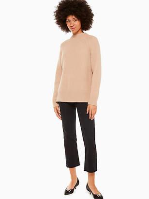 Kate Spade Raglan turtleneck sweater