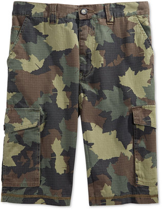 LRG Men's Big and Tall Cargo Shorts $54 thestylecure.com