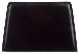 Salvatore Ferragamo Soft Leather Clutch