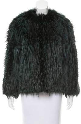 Pologeorgis Fox Fur Jacket