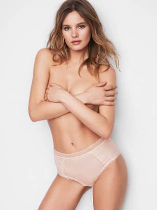 Victoria's Secret Lace-trim Cheeky Panty