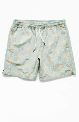 rhythm Cozumel Beach Shorts