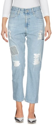 AG Jeans Denim pants - Item 42662480GS