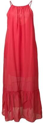 Semi-Couture Semicouture maxi dress