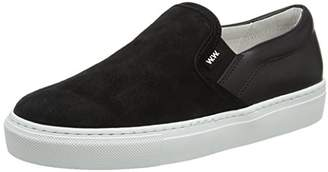 Wood Wood Shoes Unisex Adults' Quinn Slip on Low-Top Sneakers,37 EU