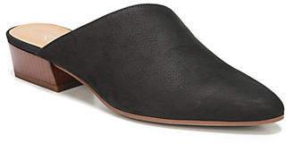 Franco Sarto Ann Casual Leather Mules