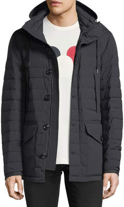 Moncler Cigales Hooded Jacket