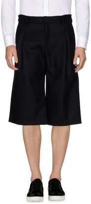Les Hommes 3/4-length shorts