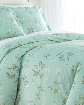 South Shore Linens French Country Cotton Duvet Cover Set