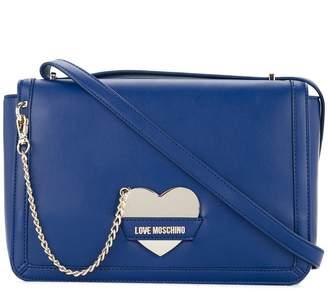 Love Moschino chain-detail crossbody bag