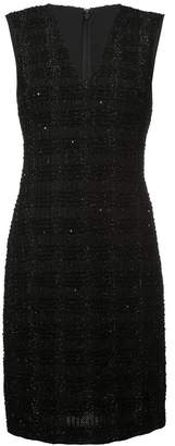 Alice + Olivia Alice+Olivia textured sleeveless dress