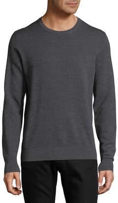 Luciano Barbera Rib-Trimmed Sweater