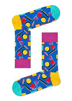 Happy Socks Licorice Allsort Sock