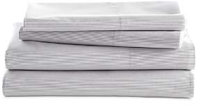 Sparrow & Wren Relaxed Wash Micro Stripe Sheet Set, Twin - 100% Exclusive