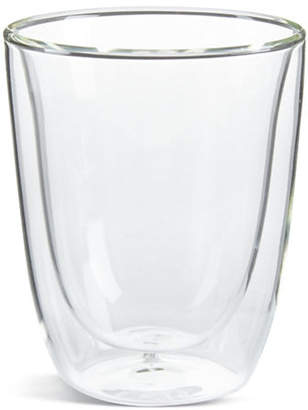 Trudeau Set of Two Short Double Wall Glasses