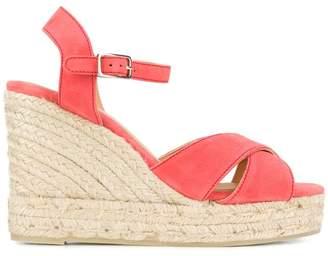 Castaner Blaudell wedge sandals