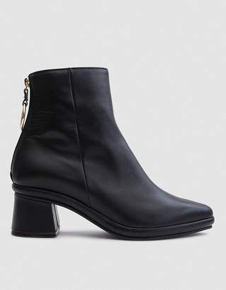 Reike Nen Ring Slim Boots in Black