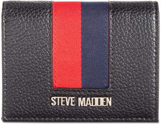 Steve Madden Sammi Webstripe Bifold Wallet
