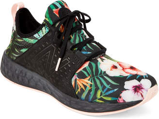 New Balance Fresh Foam Cruz Paradise Running Sneakers