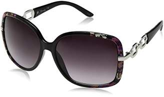 UNIONBAY Union Bay Women's U286 OX Square Sunglasses