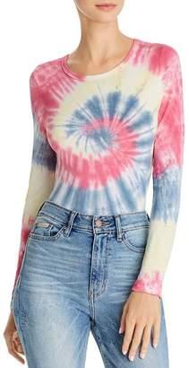 Aqua Tie-Dye Bodysuit - 100% Exclusive