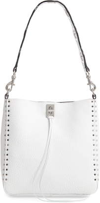 Rebecca Minkoff Small Studded Leather Feed Bag