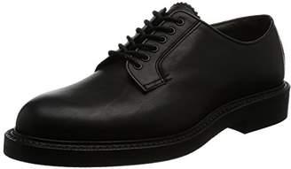 Foot the Coacher [フットザコーチャー COUNTRY MANNER PLAIN SHOES GM1634103-I BLACK/BLACK(ブラック/ブラック/9)