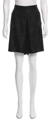 Michael Kors Vintage Linen Shorts