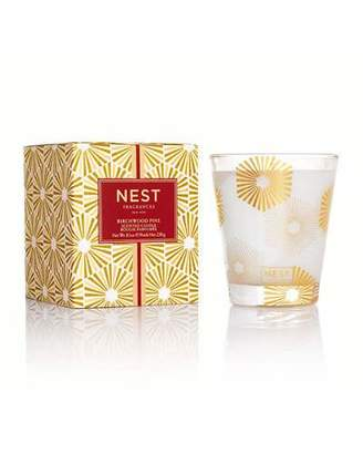 NEST Fragrances Birchwood Pine Classic Scented Candle, 8.0 oz./ 230 g