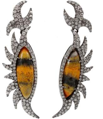 Bumble Bee COLETTE JEWELRY Diamond Earrings