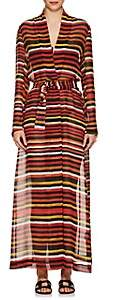 On The Island Women's Marigot Striped Cover-Up Maxi Dress - Stripe