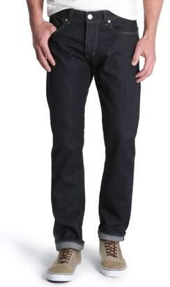 Wrangler Spencer Selvedge Slim Straight Leg Jeans