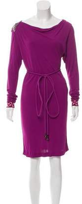 Emilio Pucci Embellished Evening Dress w/ Tags