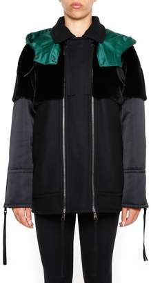 N°21 Hooded Jacket