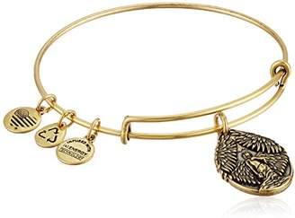 Alex and Ani Guardian of Peace Expandable Wire Bangle Bracelet