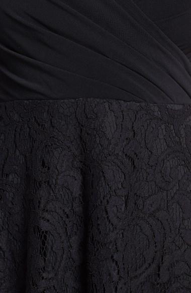 Isaac Mizrahi New York Surplice Fit & Flare Dress