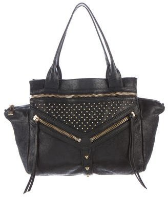 Botkier Leather Zip Tote