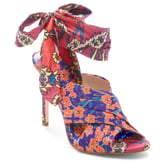 efec95a1af Jessica Simpson Purple Women's Sandals - ShopStyle