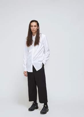Comme des Garcons Homme Deux Jacquard Shirt