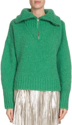 Etoile Isabel Marant Saky Wool-Blend Pullover Sweater