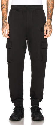 Burberry Justley Joggers in Black | FWRD