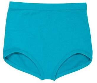 Michael Kors Rib Knit Swimsuit Bottom