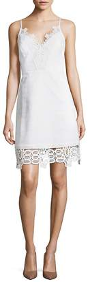 Laundry by Shelli Segal Women's Laced Cami Dress