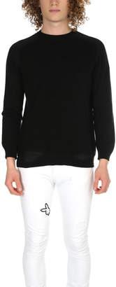 Avant Toi Mended Crewneck Sweater