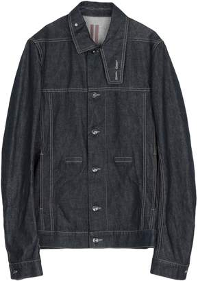 Rick Owens Denim outerwear - Item 42682776OC