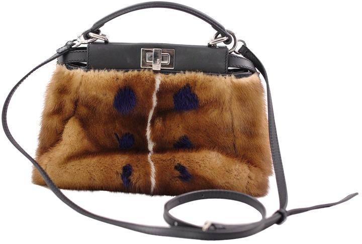 FendiPeekaboo crossbody bag