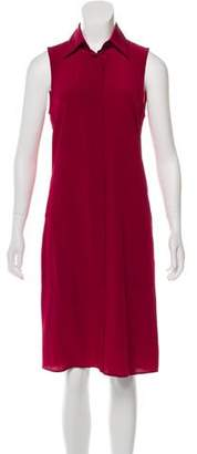Barbara Bui Sleeveless Knee-Length Dress