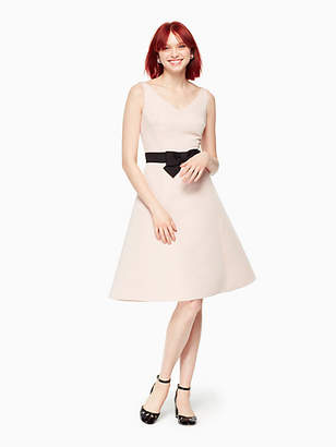 Kate Spade Bow fit and flare dress